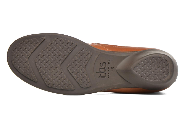 Stiefeletten & Boots TBS Gently braun ansicht von oben