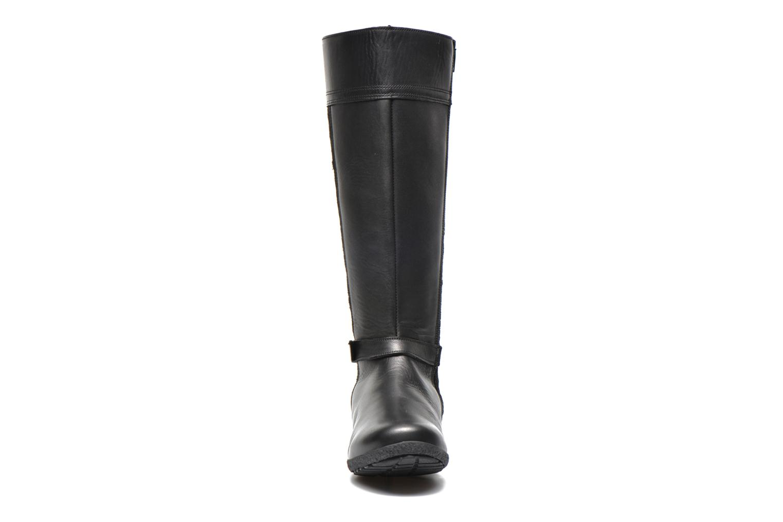 Stiefel TBS Kimmy schwarz schuhe getragen
