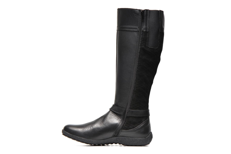 Stiefel TBS Kimmy schwarz ansicht von vorne