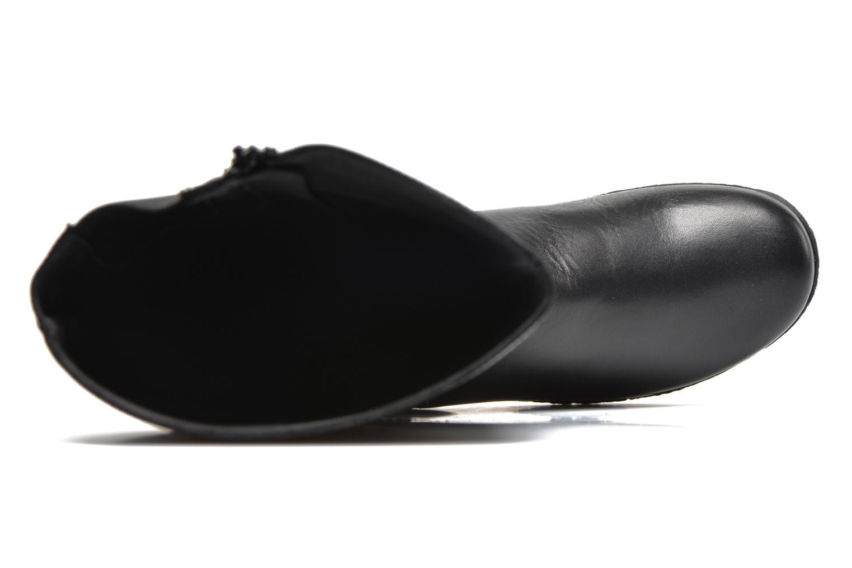 Stiefel TBS Kimmy schwarz ansicht von links