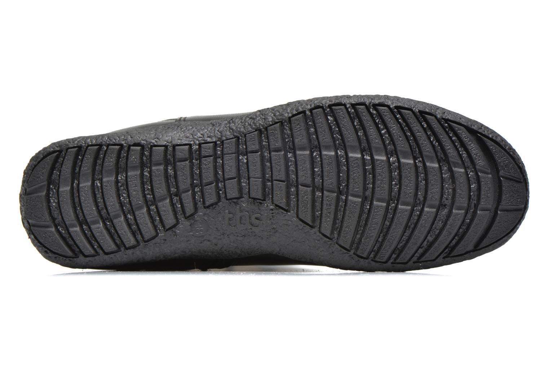 Stiefel TBS Kimmy schwarz ansicht von oben