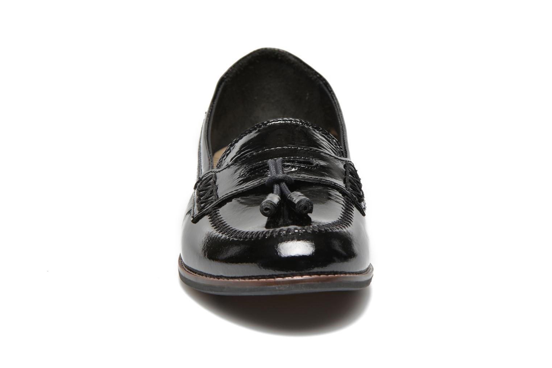 Mocassins TBS Magdah Noir vue portées chaussures