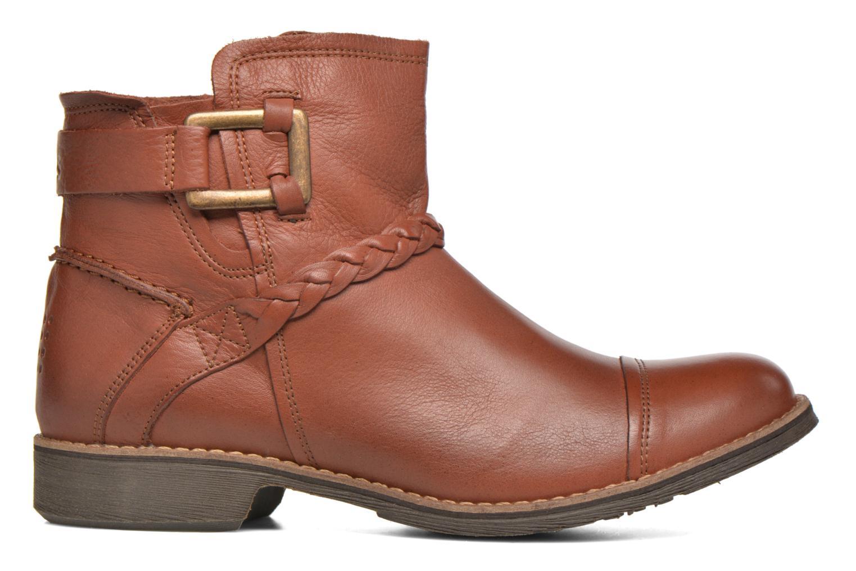 Bottines et boots TBS Melina Marron vue derrière