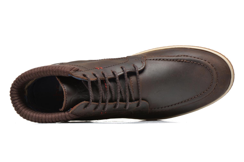 Chaussures à lacets TBS Nannos Marron vue gauche