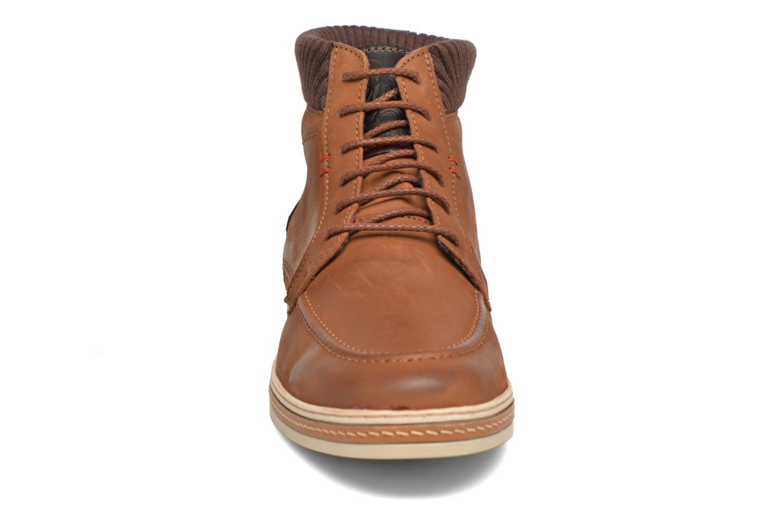 Chaussures à lacets TBS Nannos Marron vue portées chaussures