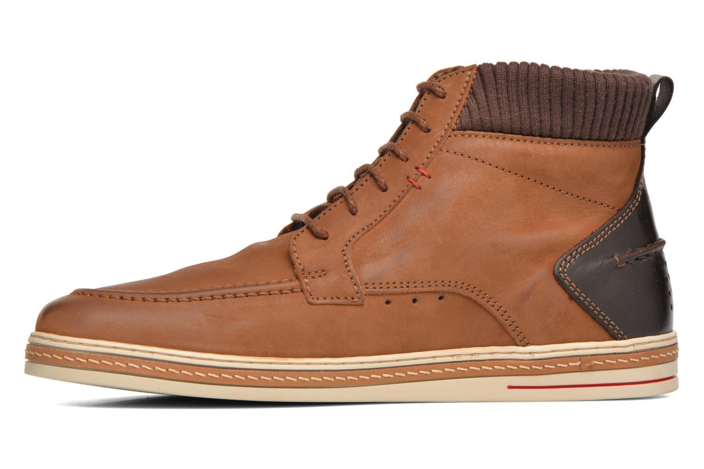 Chaussures à lacets TBS Nannos Marron vue face