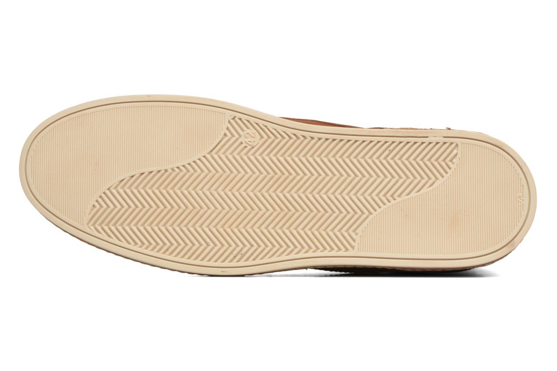 Chaussures à lacets TBS Nannos Marron vue haut
