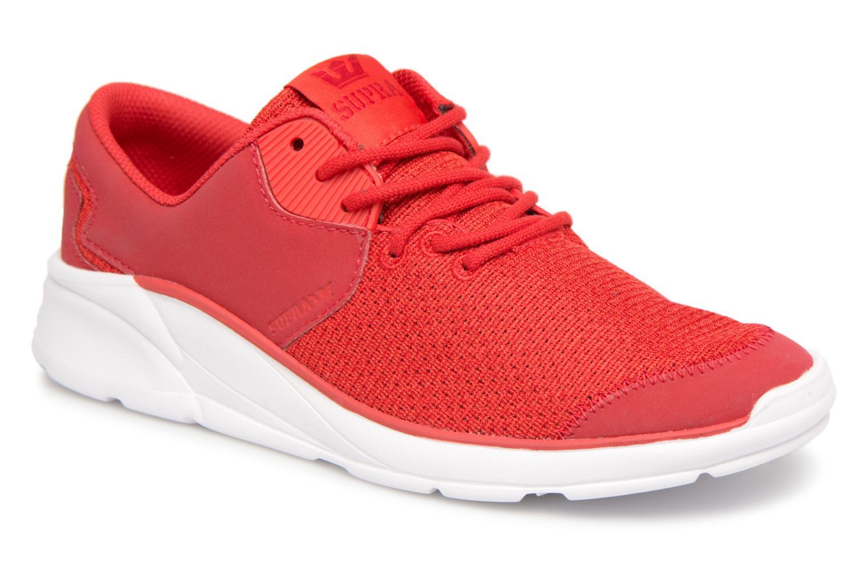 Zapatos promocionales Supra Noiz W (Rojo) - Deportivas   Zapatos casuales salvajes