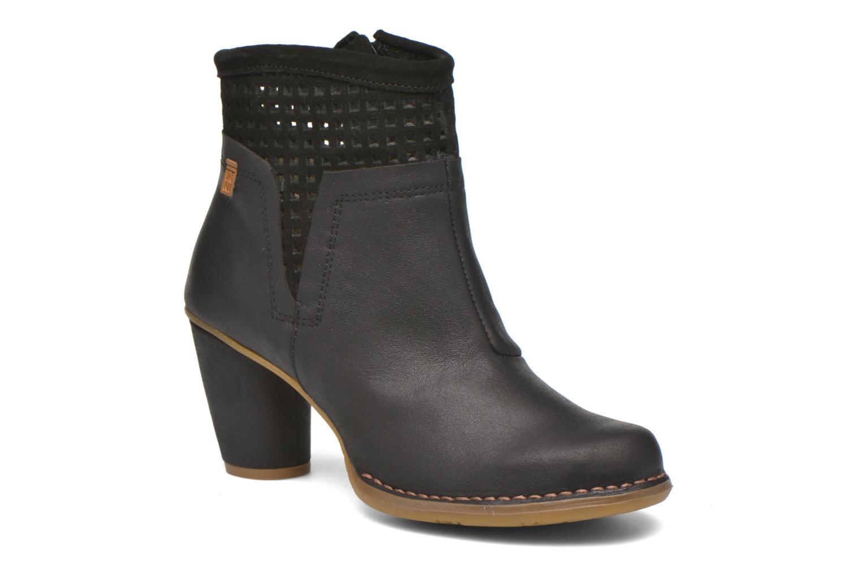 El Naturalista Colibri N495 (Noir) - Bottines et boots chez Sarenza (268785)