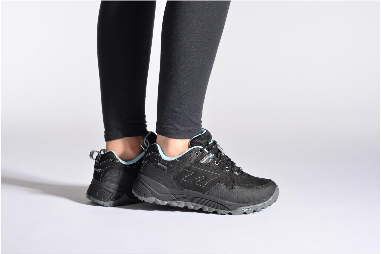 Chaussures de sport Hi-Tec V-Lite Sphike Nijmegen Low I Women'S Noir vue bas / vue portée sac
