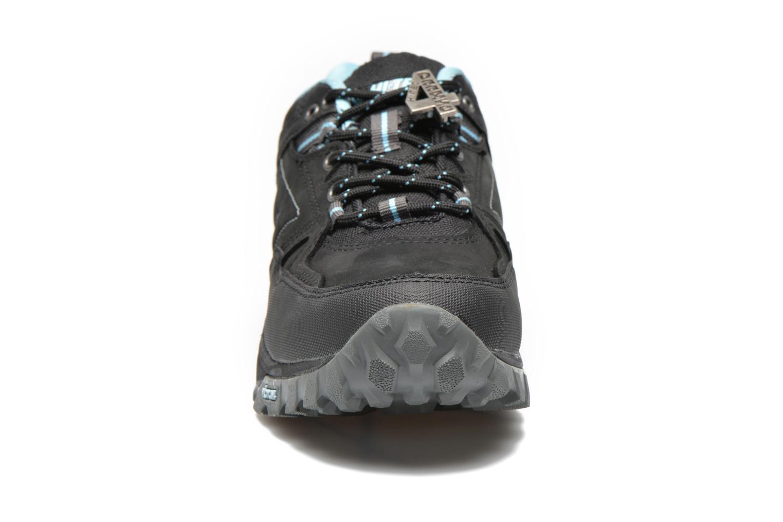 Chaussures de sport Hi-Tec V-Lite Sphike Nijmegen Low I Women'S Noir vue portées chaussures