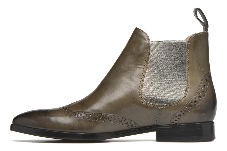 Bottines et boots Melvin & Hamilton Jessy 4 Vert vue face