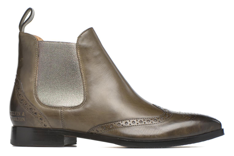 Bottines et boots Melvin & Hamilton Jessy 4 Vert vue derrière