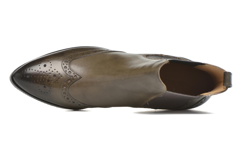 Bottines et boots Melvin & Hamilton Jessy 4 Vert vue gauche