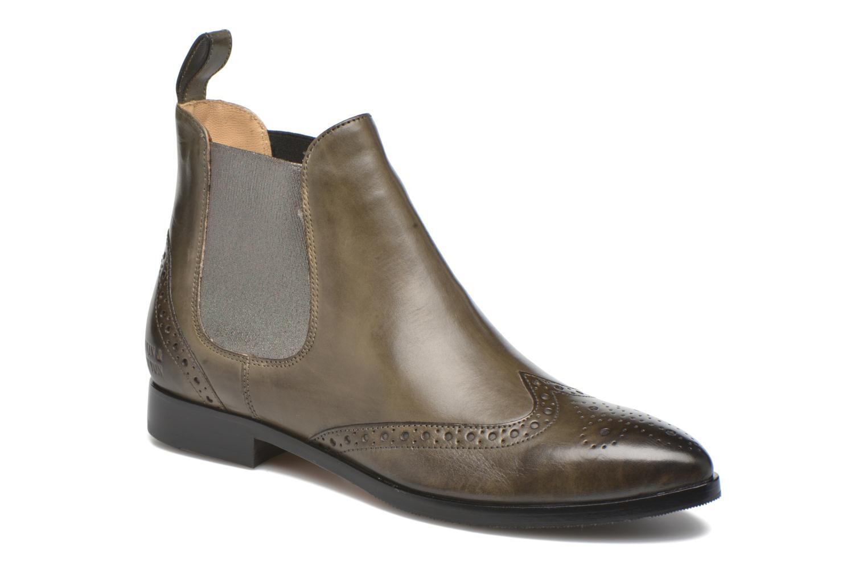 Bottines et boots Melvin & Hamilton Jessy 4 Vert vue détail/paire