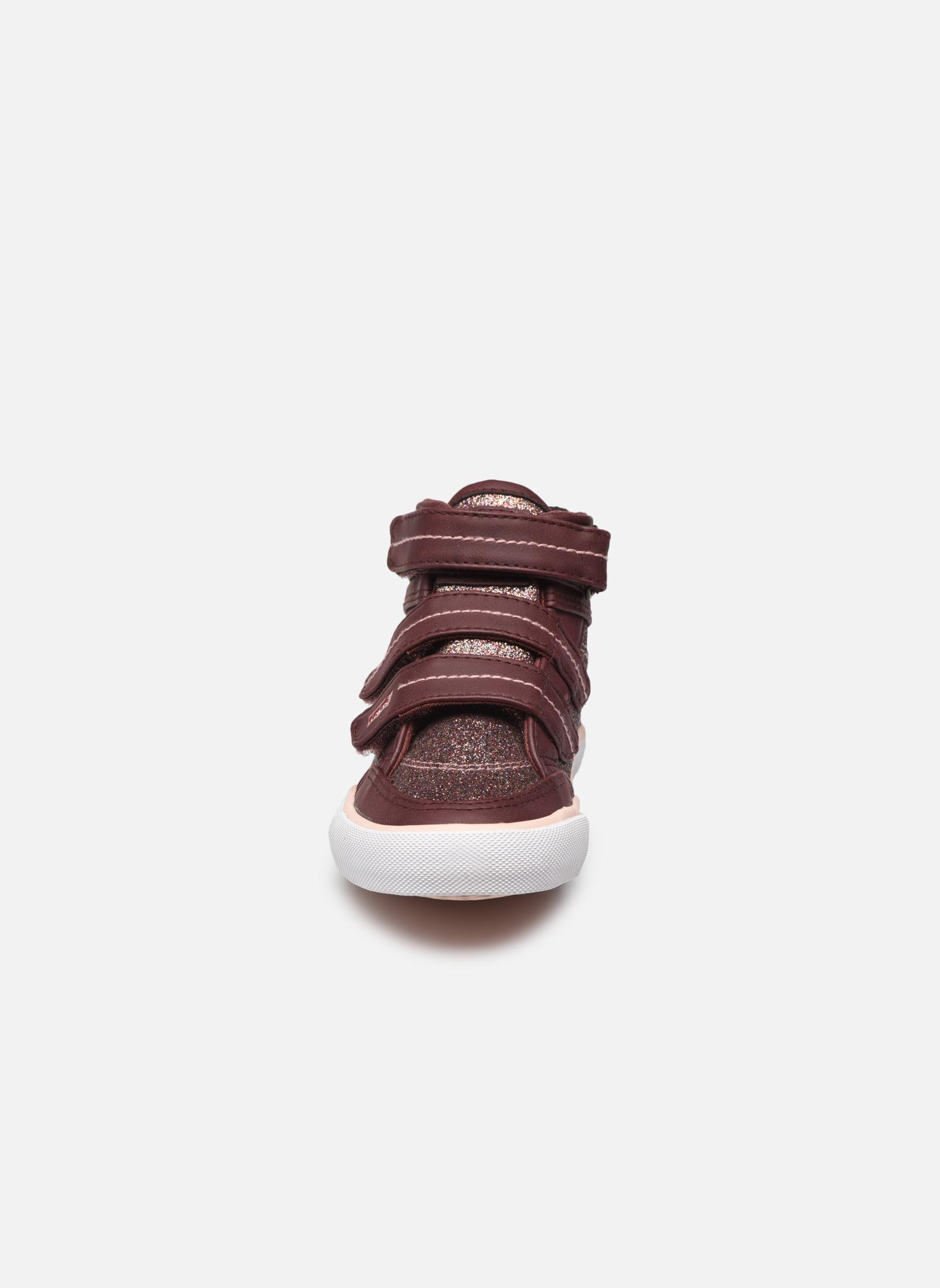 Baskets Levi's Palin Multicolore vue portées chaussures
