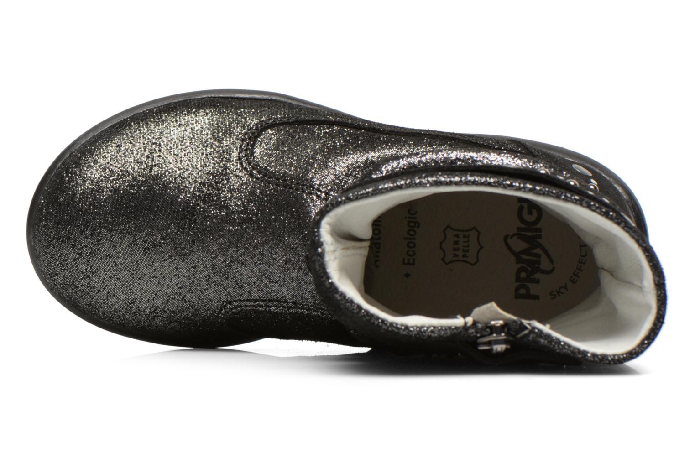 Bottines et boots Primigi Paula Argent vue gauche