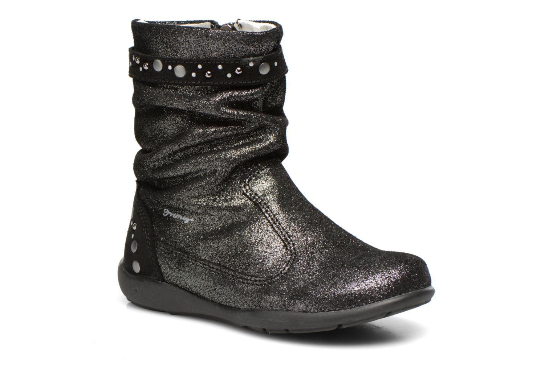 Bottines et boots Primigi Paula Argent vue détail/paire