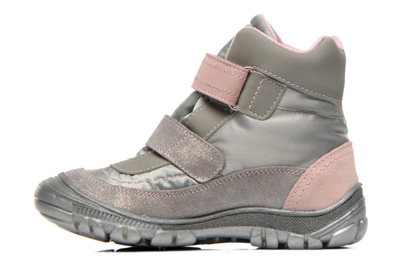 Boots en enkellaarsjes Primigi Kalmar 1-e Grijs voorkant