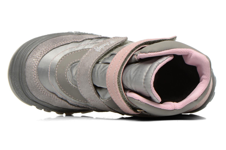 Bottines et boots Primigi Kalmar 1-e Gris vue gauche