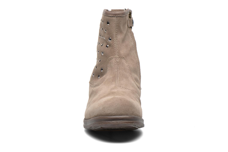 Bottines et boots Primigi Sachiko Gris vue portées chaussures