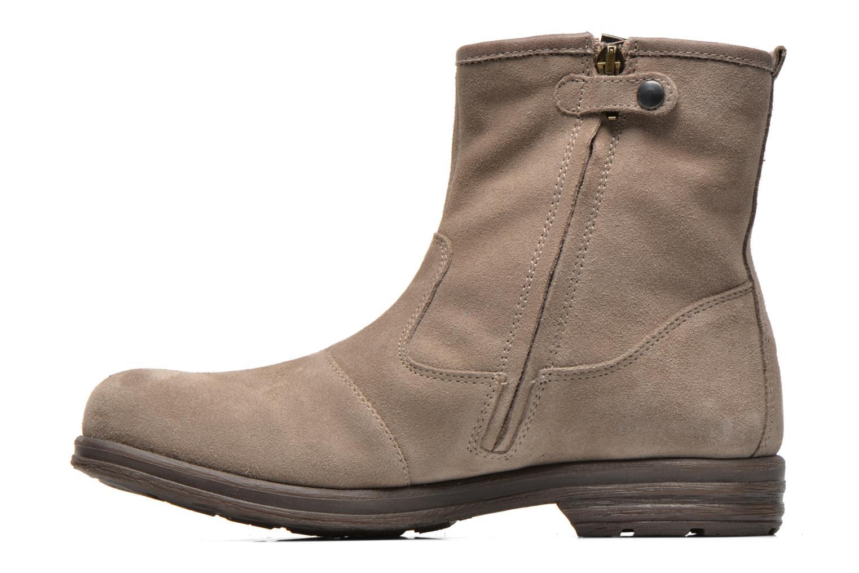Bottines et boots Primigi Sachiko Gris vue face