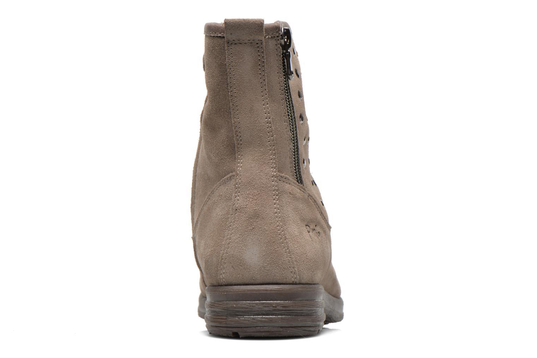 Bottines et boots Primigi Sachiko Gris vue droite
