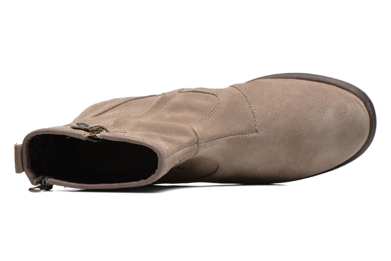 Bottines et boots Primigi Sachiko Gris vue gauche