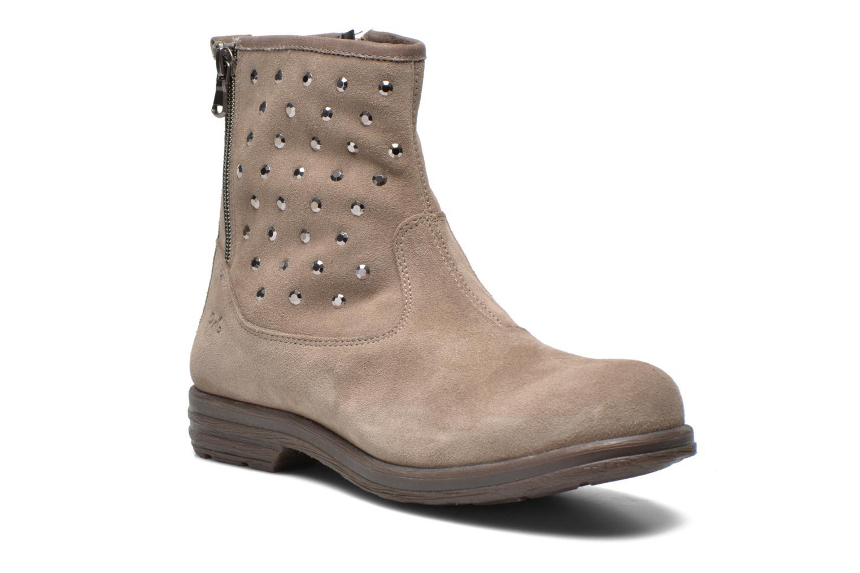 Bottines et boots Primigi Sachiko Gris vue détail/paire