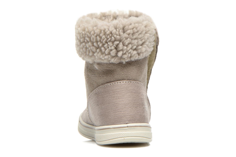 Bottines et boots Primigi Kesia Gris vue droite