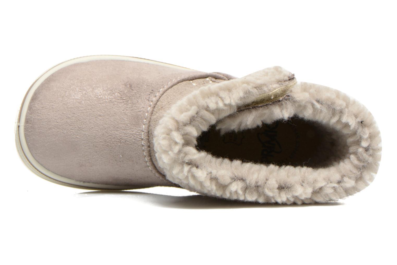 Bottines et boots Primigi Kesia Gris vue gauche