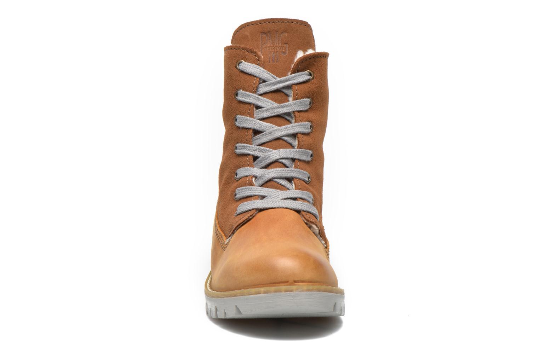 Bottines et boots Primigi Tilly Marron vue portées chaussures