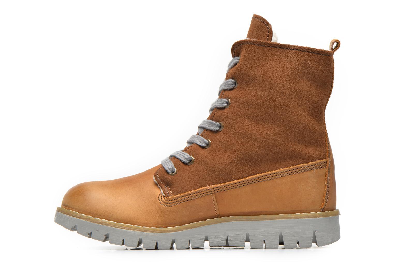 Boots en enkellaarsjes Primigi Tilly Bruin voorkant