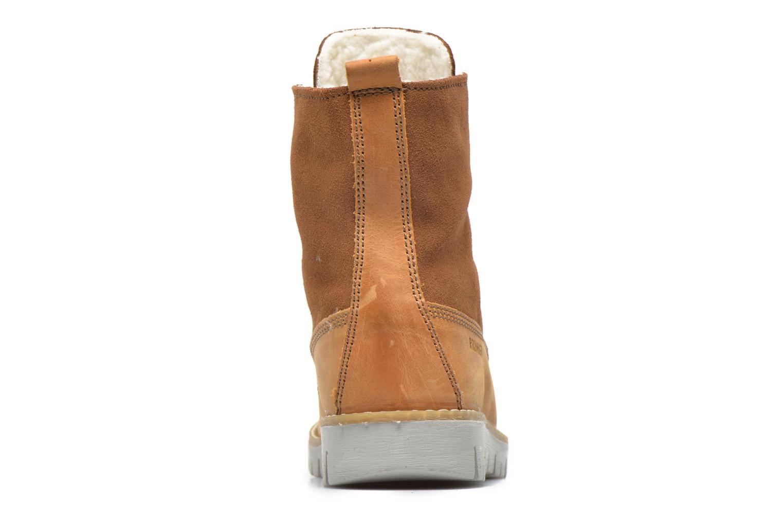 Bottines et boots Primigi Tilly Marron vue droite