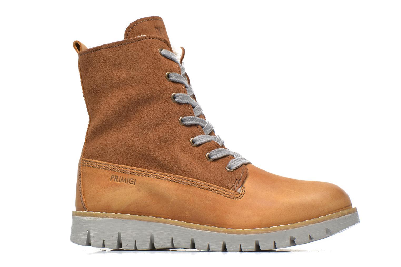 Bottines et boots Primigi Tilly Marron vue derrière