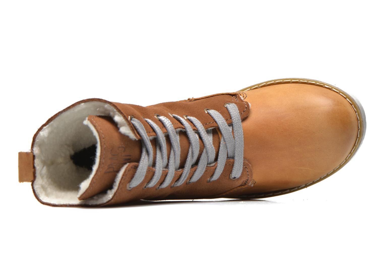 Stiefeletten & Boots Primigi Tilly braun ansicht von links
