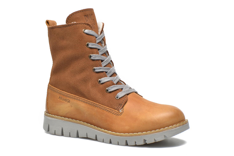 Stiefeletten & Boots Primigi Tilly braun detaillierte ansicht/modell