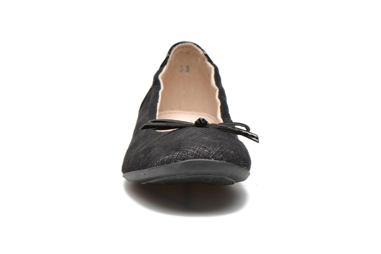 Ballerines Ramdam by GBB AKITA Noir vue portées chaussures
