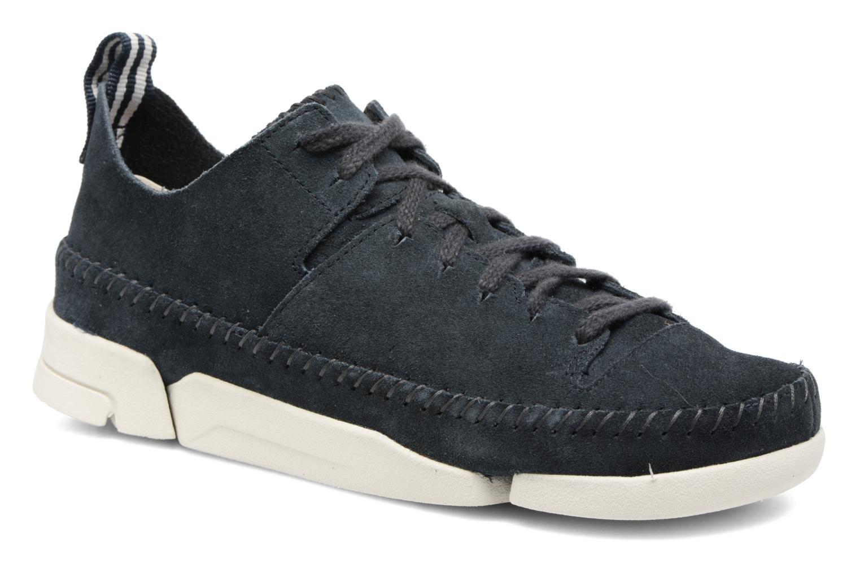 Grandes descuentos últimos zapatos Clarks Originals Trigenic Flex W (Azul) - Deportivas Descuento