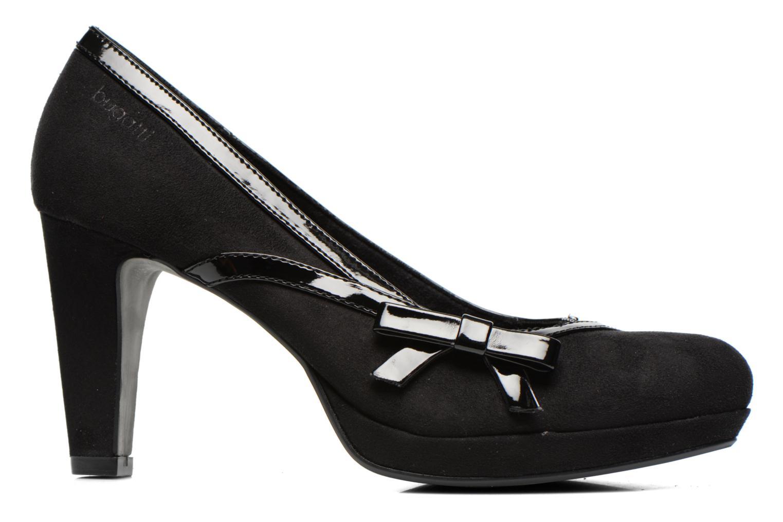 Zapatos de tacón Bugatti Haven V4965 Negro vistra trasera