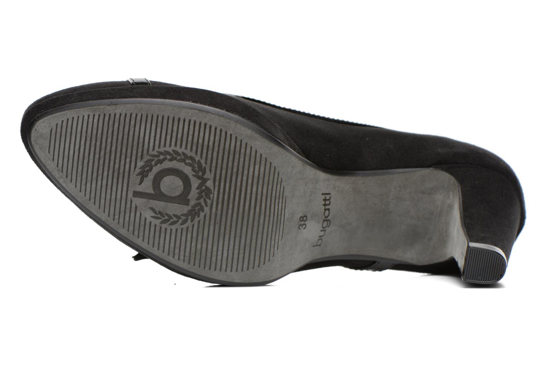 Zapatos de tacón Bugatti Haven V4965 Negro vista de arriba