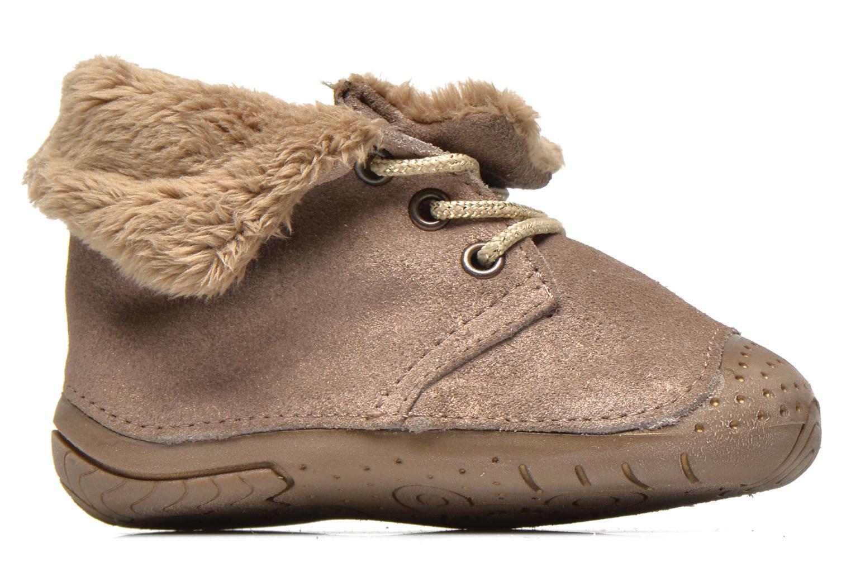 Stiefeletten & Boots Babybotte Zouk1 beige ansicht von hinten