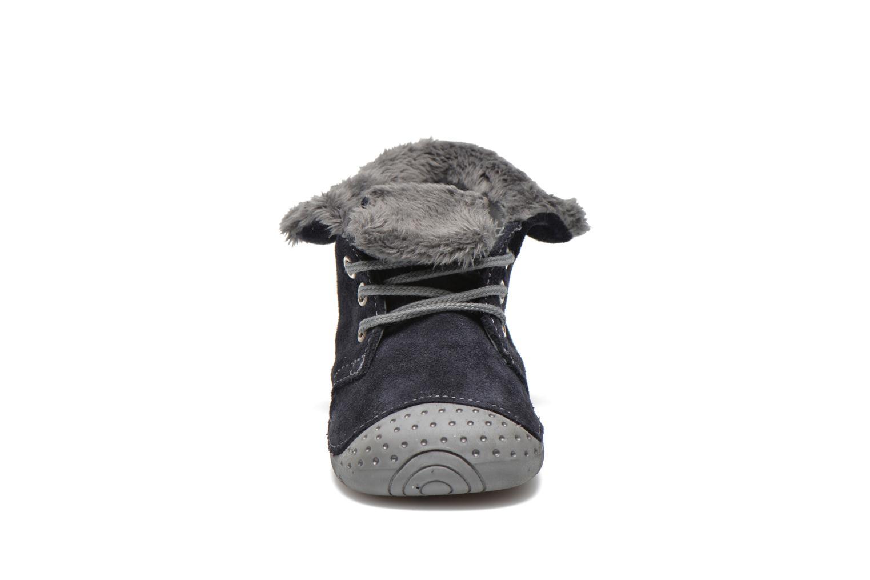 Bottines et boots Babybotte Zouk2 Gris vue portées chaussures