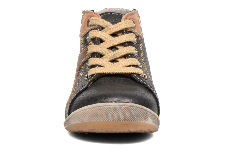 Bottines et boots Babybotte Fidji Noir vue portées chaussures