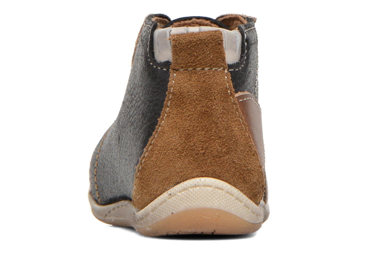 Bottines et boots Babybotte Fidji Noir vue droite