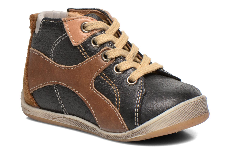 Bottines et boots Babybotte Fidji Noir vue détail/paire