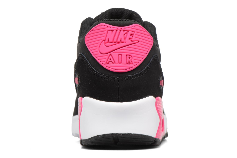 Sneaker Nike Nike Air Max 90 Ltr (Gs) schwarz ansicht von rechts
