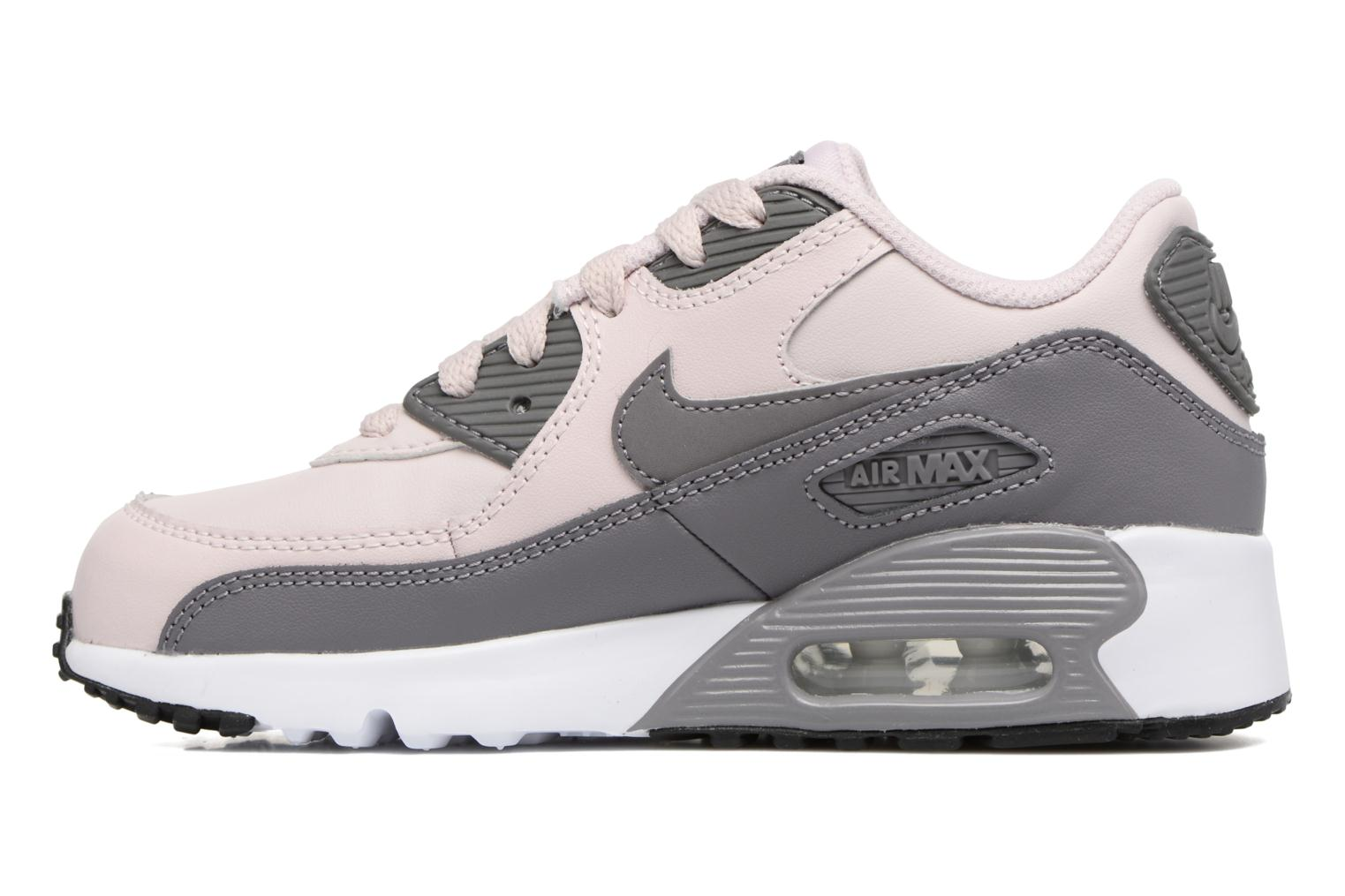 Baskets Nike Nike Air Max 90 Ltr (Ps) Rose vue face
