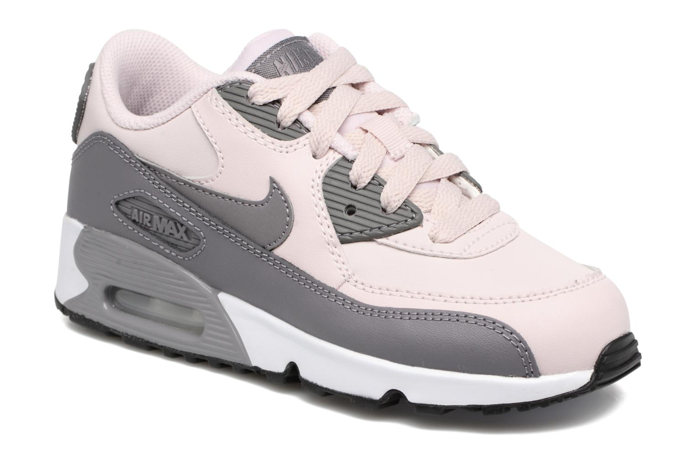 Baskets Nike Nike Air Max 90 Ltr (Ps) Rose vue détail/paire