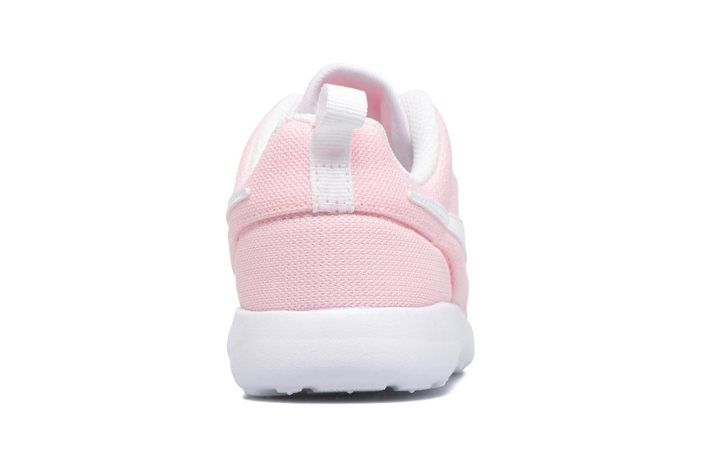 Baskets Nike Nike Roshe One (Ps) Rose vue droite